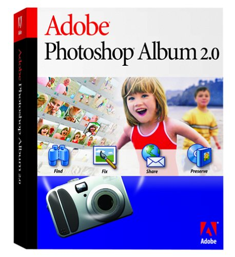 Cos'è Adobe Photoshop Album
