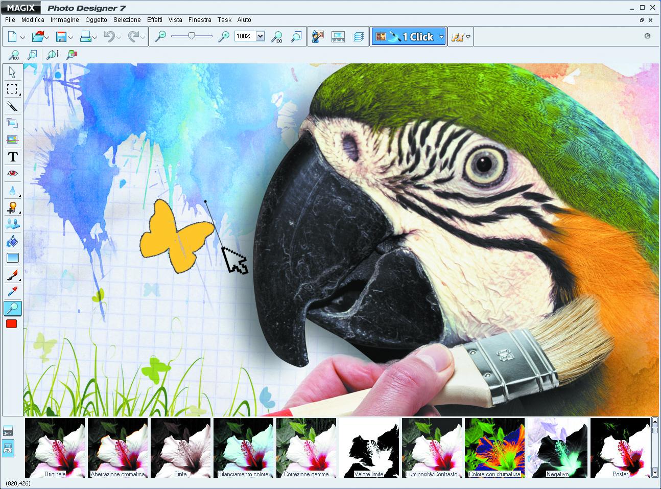 Programma per modificare immagini e foto gratis 4