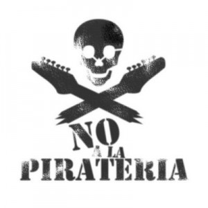 No-alla-pirateria