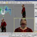 Software animazione e la modellazione tridimensionale 3D