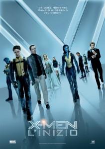X-Men: L'Inizio (2011) - Scheda, Trama, Trailer, Locandina