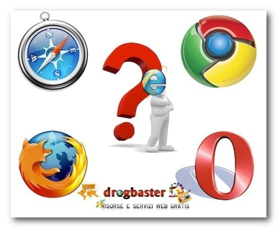 Internet Explorer è un browser