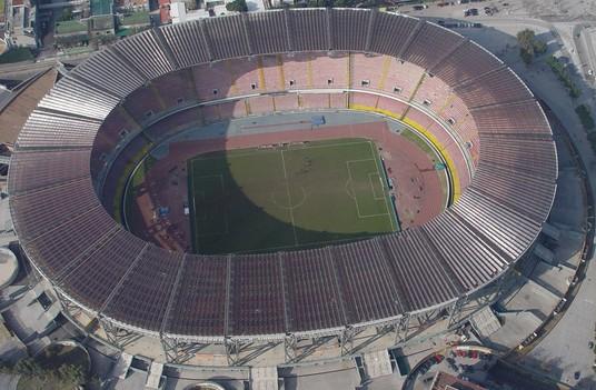 Stadio San Paolo Piazzale Vincenzo Tecchio