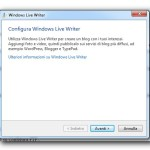 Come installare e configurare Windows Live Writer