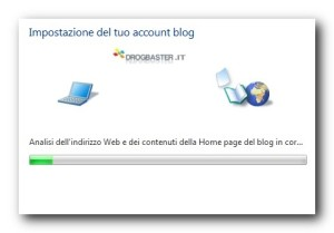 Come configurare Windows live writer