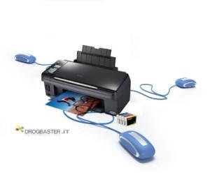 stampare tramite internet