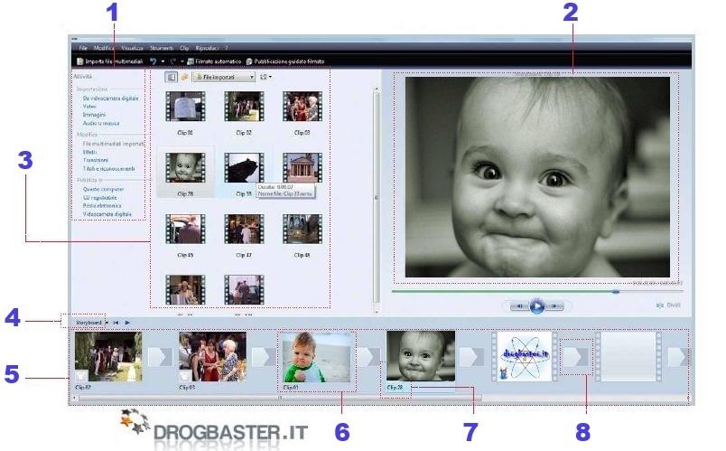 Come utilizzare windows movie maker offertagratis - Quanto dura periodo finestra ...