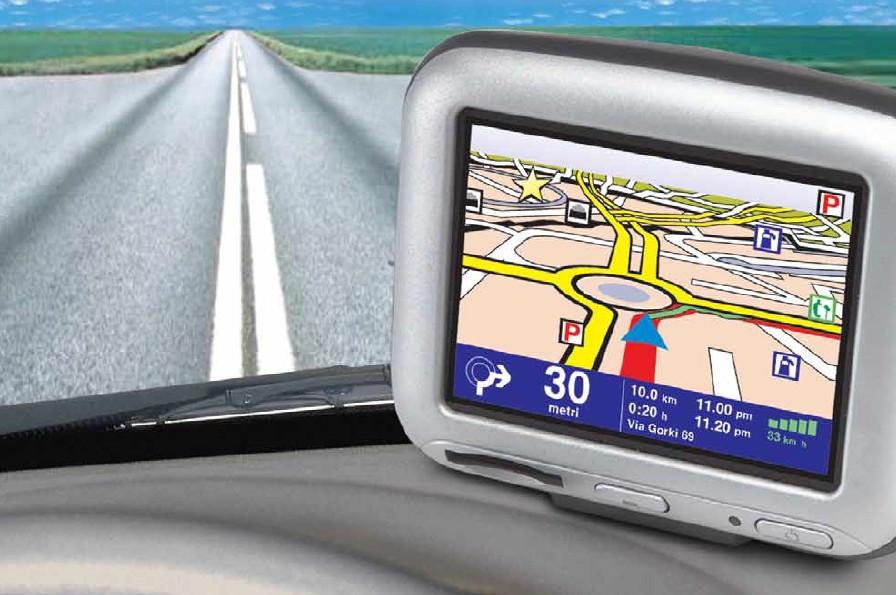 mappa stradale navigatore satellitare